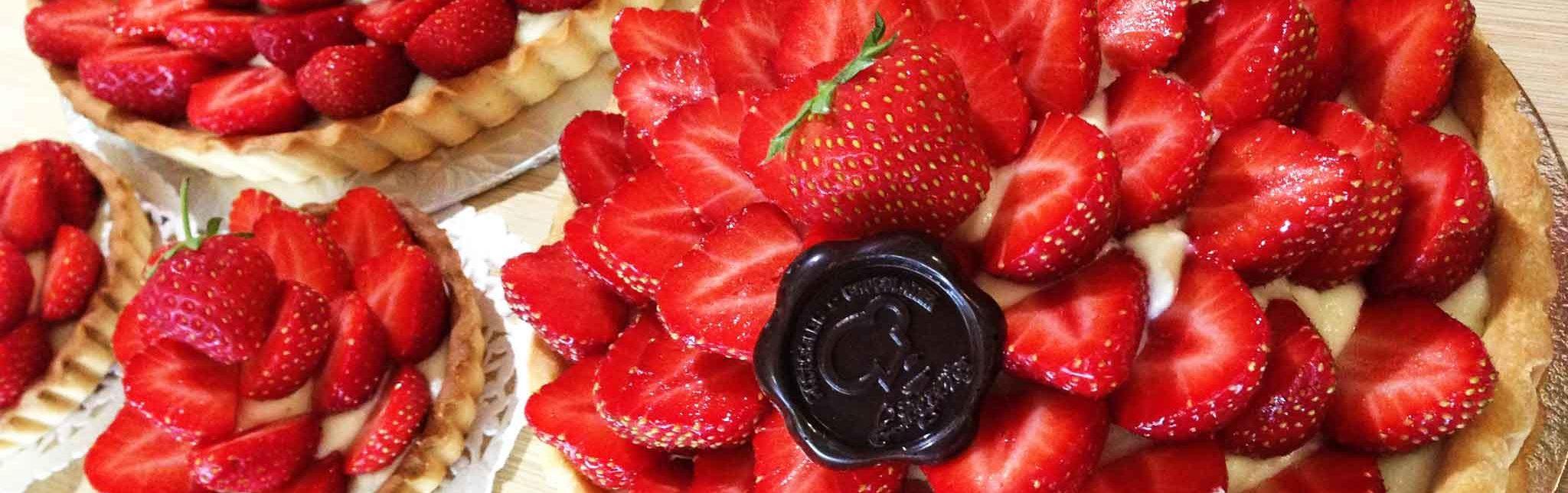 gateaux fraises la liegeoise sherbrooke
